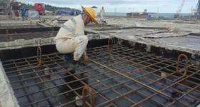 Gallery BULK CARRIER SPECIAL WHARF PROJECT CONSTRUCTION, NORTH MALUKU 2 picture16